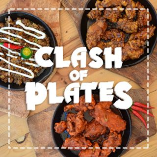 Clash of Plates Sizzlers Hall