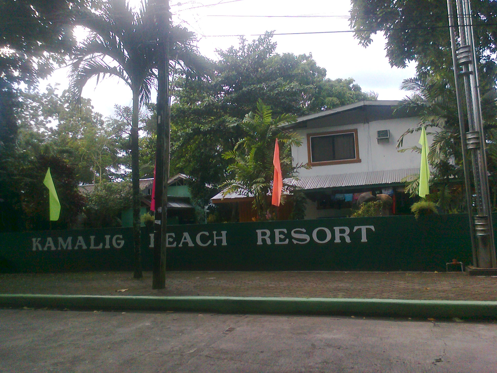 Kamalig Beach Resort