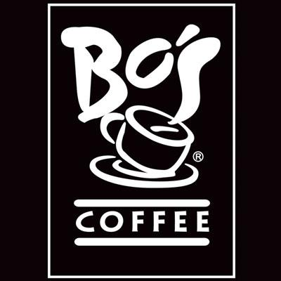 Bo's Coffee Logo  Bo's Coffee