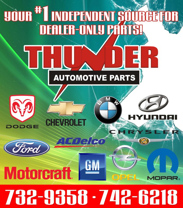 Thunder Automotive Parts
