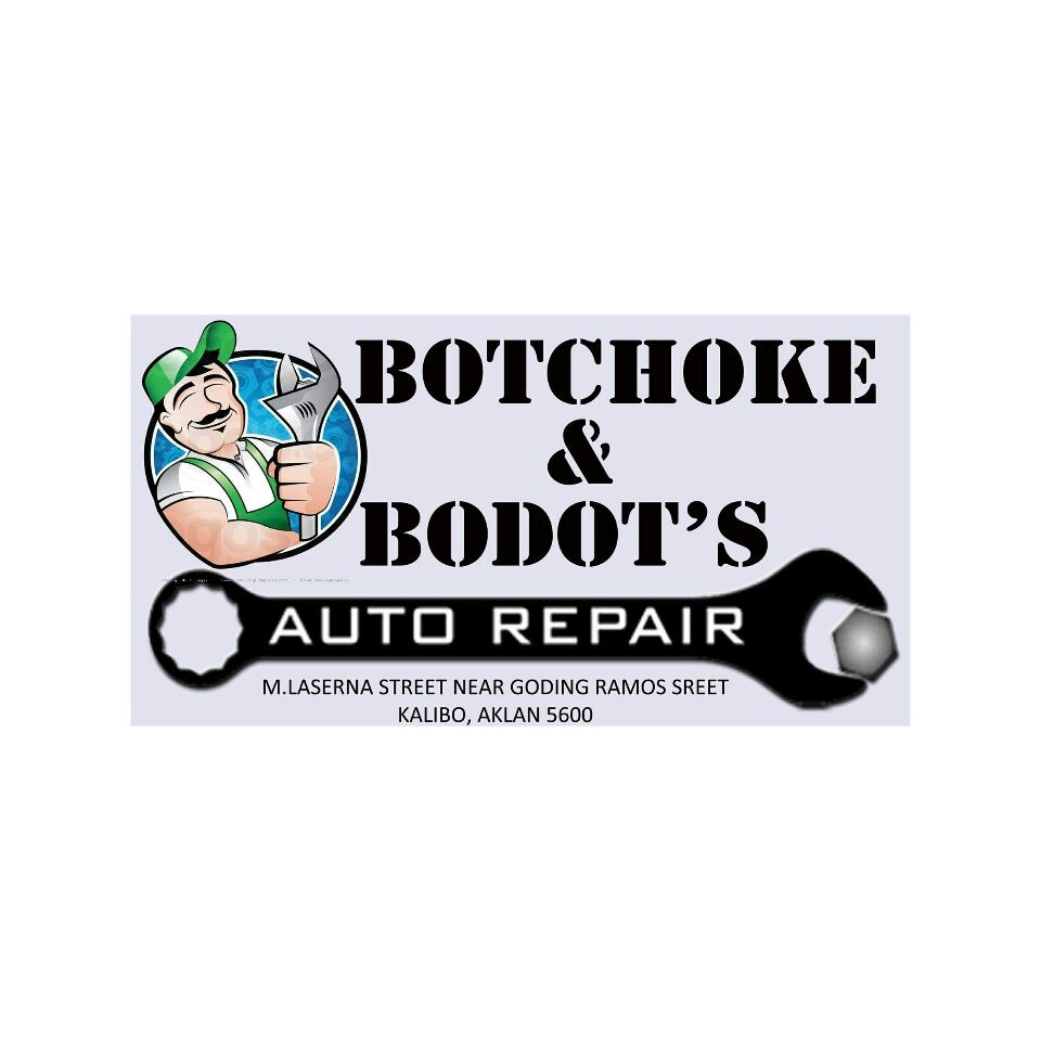 Botchoke and Bodot's Automotive Repair Shop