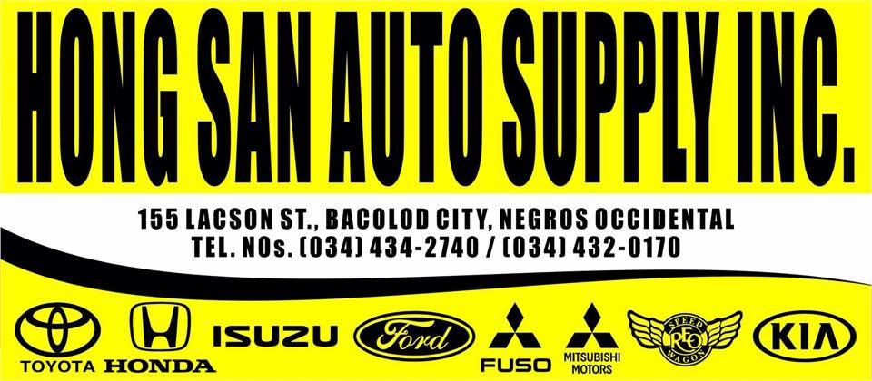 Hong San Auto Supply