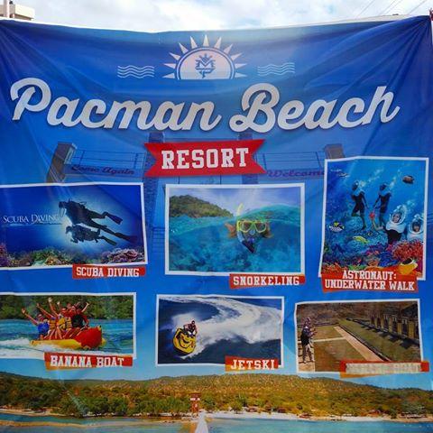 Pacman Beach Resort Complex