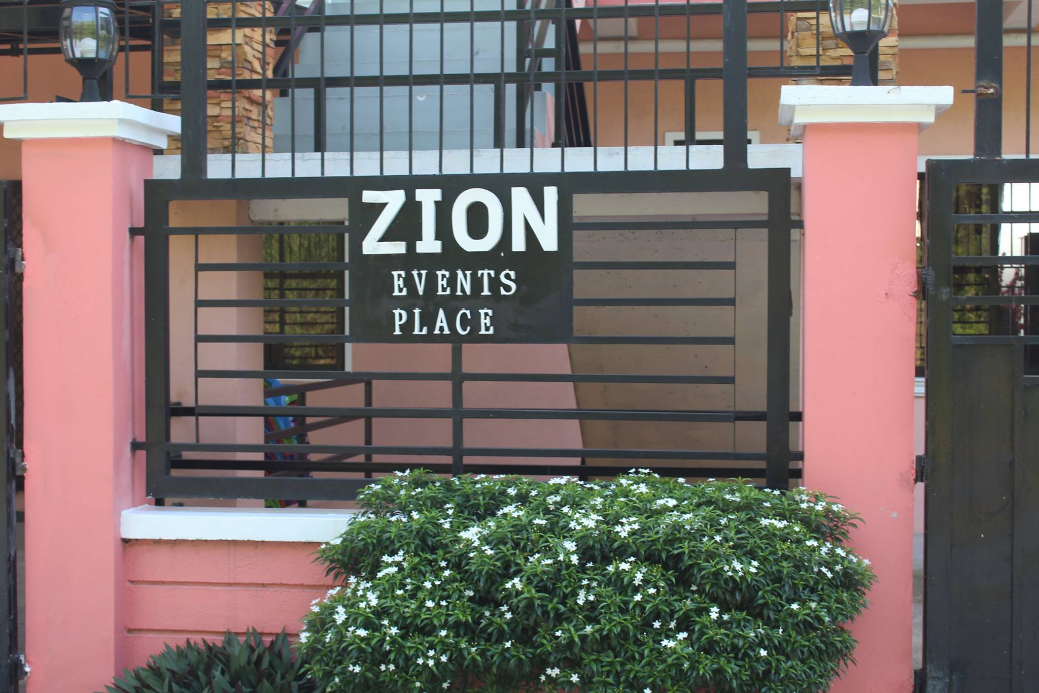 Zion Events Place
