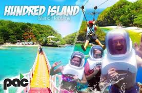 Adventure - Hundred Islands