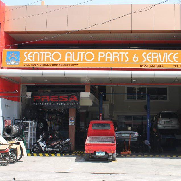 Sentro Auto Parts & Service Center