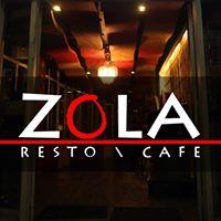 ZOLA Resto / Cafe