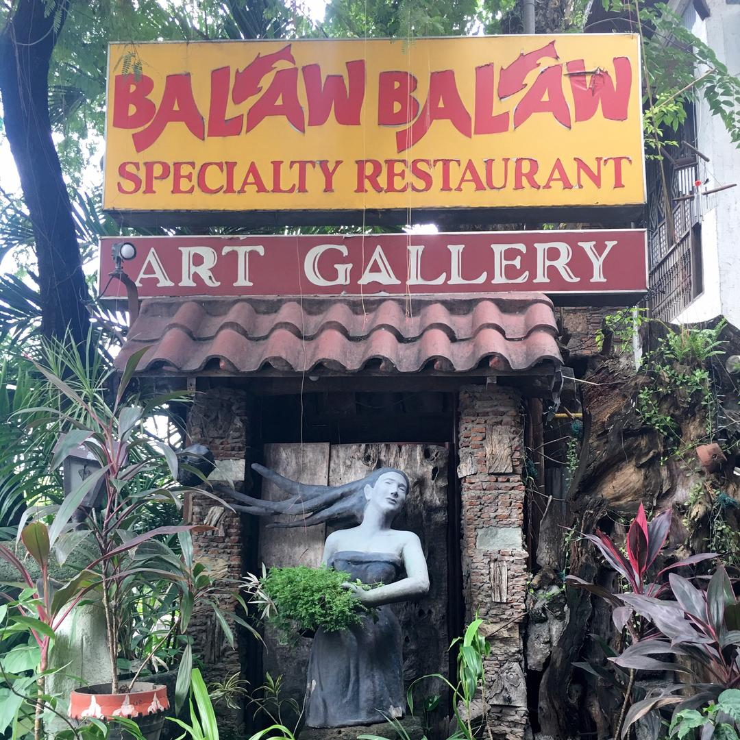 Balaw Balaw Restaurant and Art Gallery