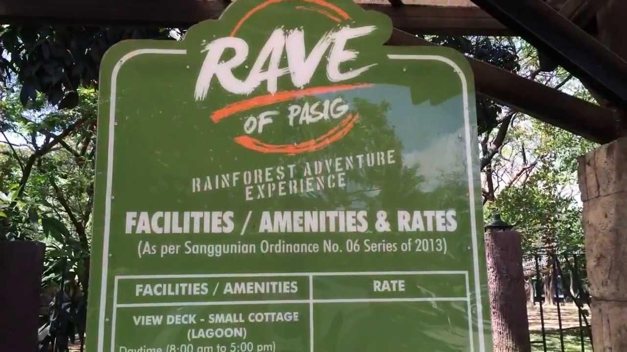 Pasig Rave Park