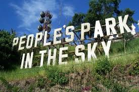 People's Park In The Sky