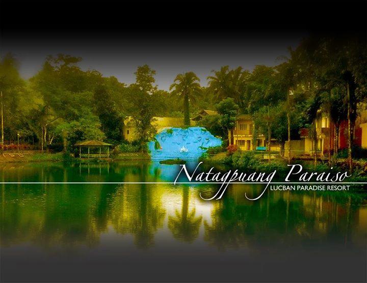 Natagpuang Paraiso Resort
