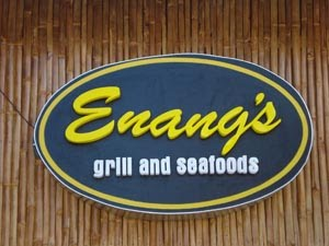 Enang's grill and seafoods