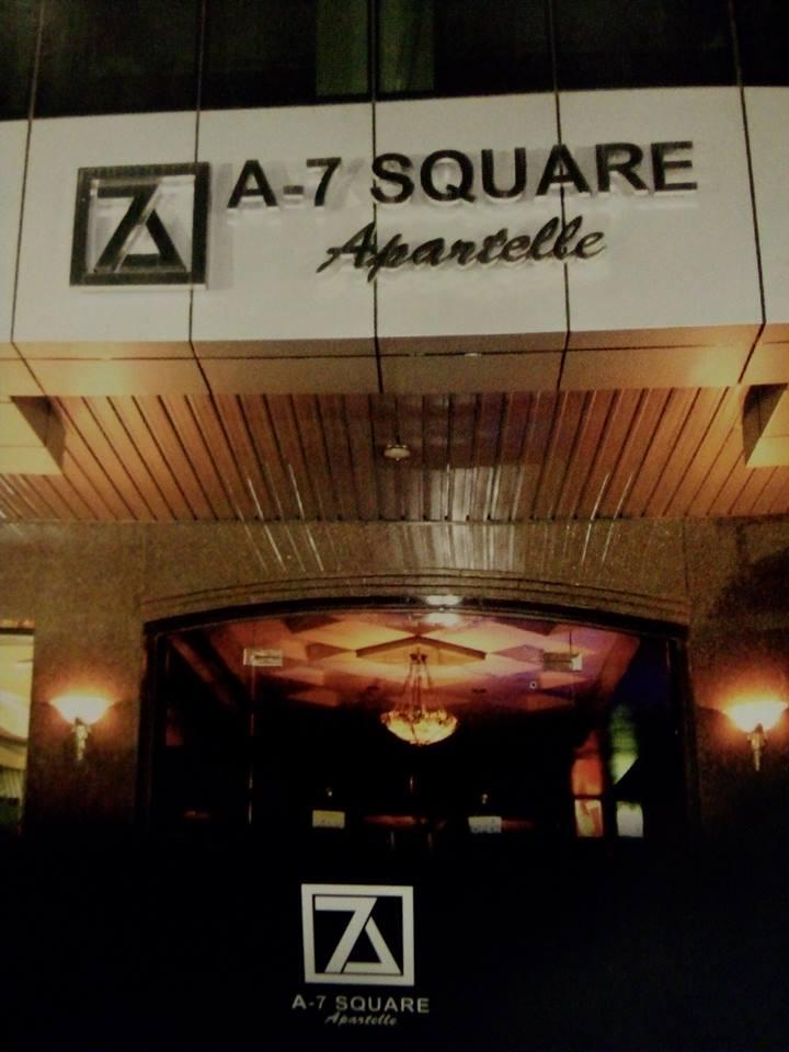 A-7 Square Apartelle
