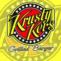 Krusty Kevs Grilled Burger