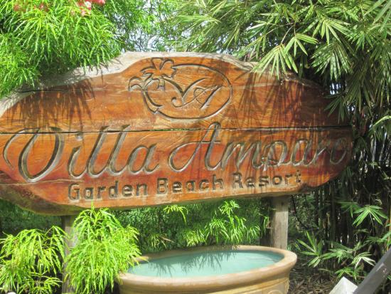 Villa Amparo Garden Beach Resort