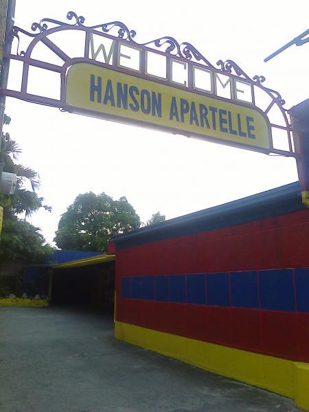Hanson Apartelle