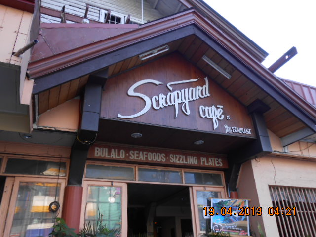 Scrapyard Cafe' and Restaurant