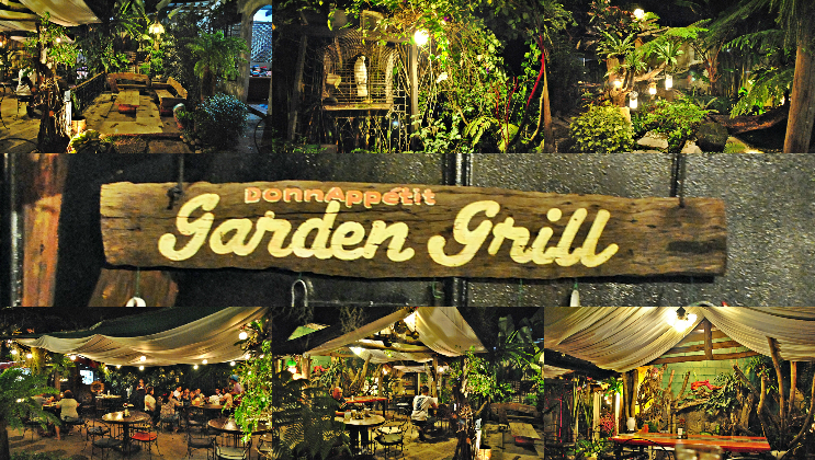 DonnAppetit Garden Grill