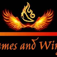 Flames And Wings