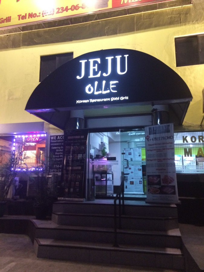 JeJu olle Korean Restaurant