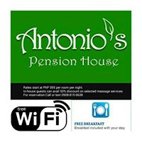Antonio's Pension House