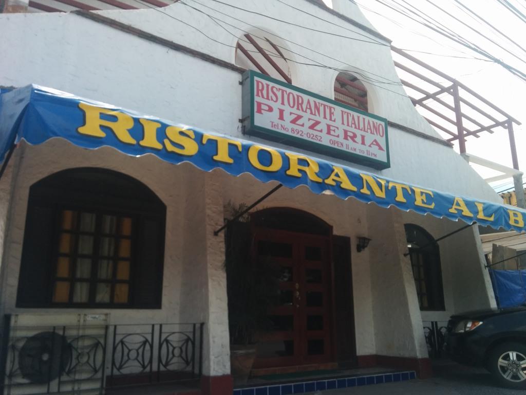 Al Bacio Italian Restaurant - Angeles City