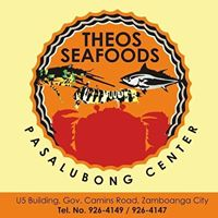 Theos Seafoods Pasalubong Center
