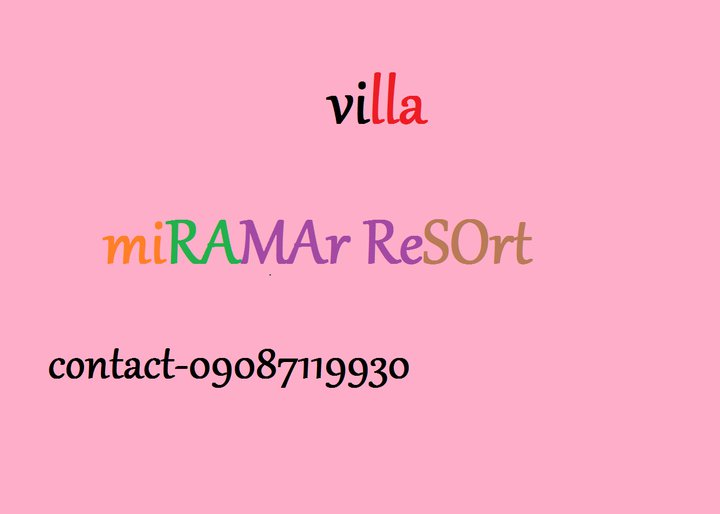 Villa Miramar Resort