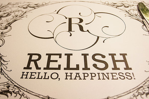 Relish - Hello, Happiness!
