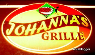 Johanna's Grille