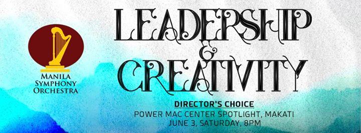 Season Concert #1: Director's Choice (Makati City)