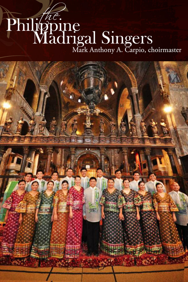 SPIRIT OF ASEAN THE 2017 MADZ ET AL CHORAL FESTIVAL