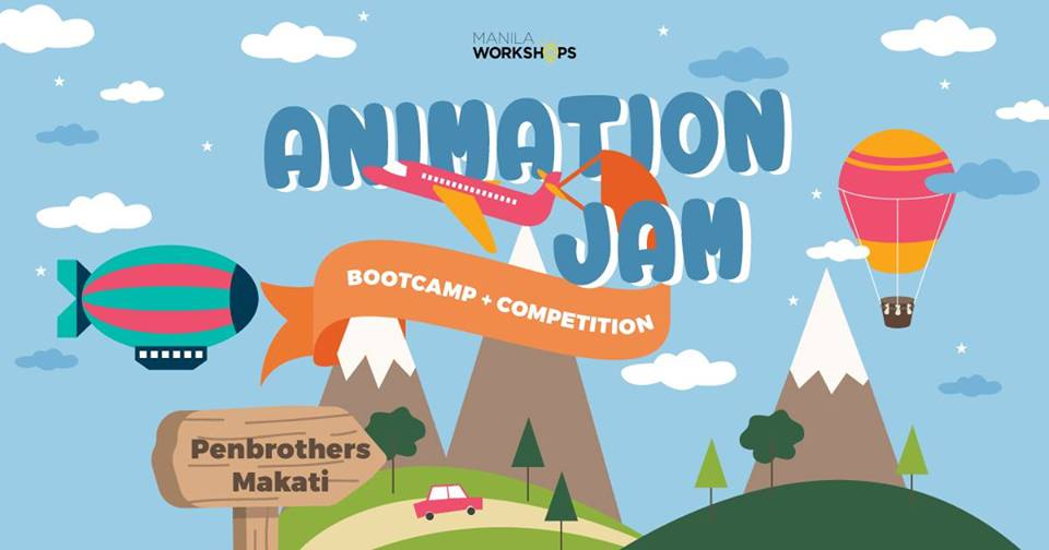Animation Jam 2017: Bootcamp + Competition
