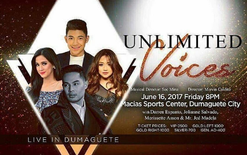 Unlimited Voices Concert