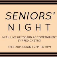 SENIORS NIGHT AT HANDURAW PIZZA MANGO SQUARE
