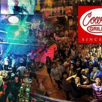 FEEDBACK, KOOLJACKS & DJ ROLIE COWBOY GRILL DELTA