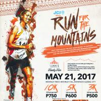 Run for the Mountains, and Support Lives!