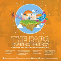 All Day Free Rentals at The Parc Foundation Day on June 1