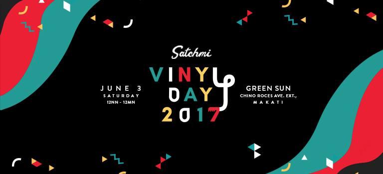 Satchmi Vinyl Day 2017