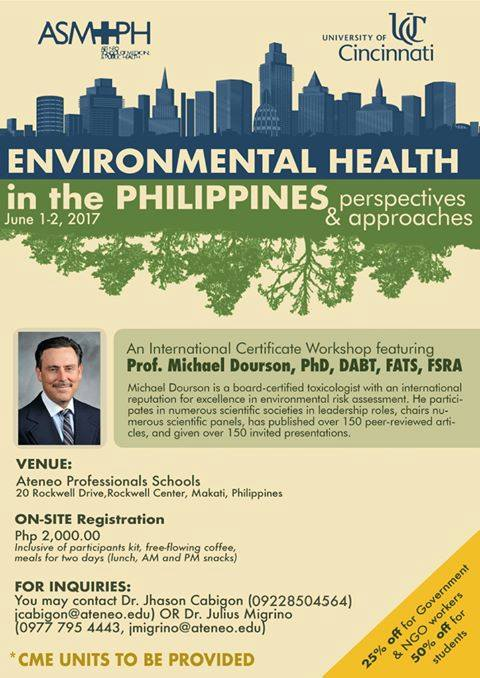 Environmental Health in the Philippines