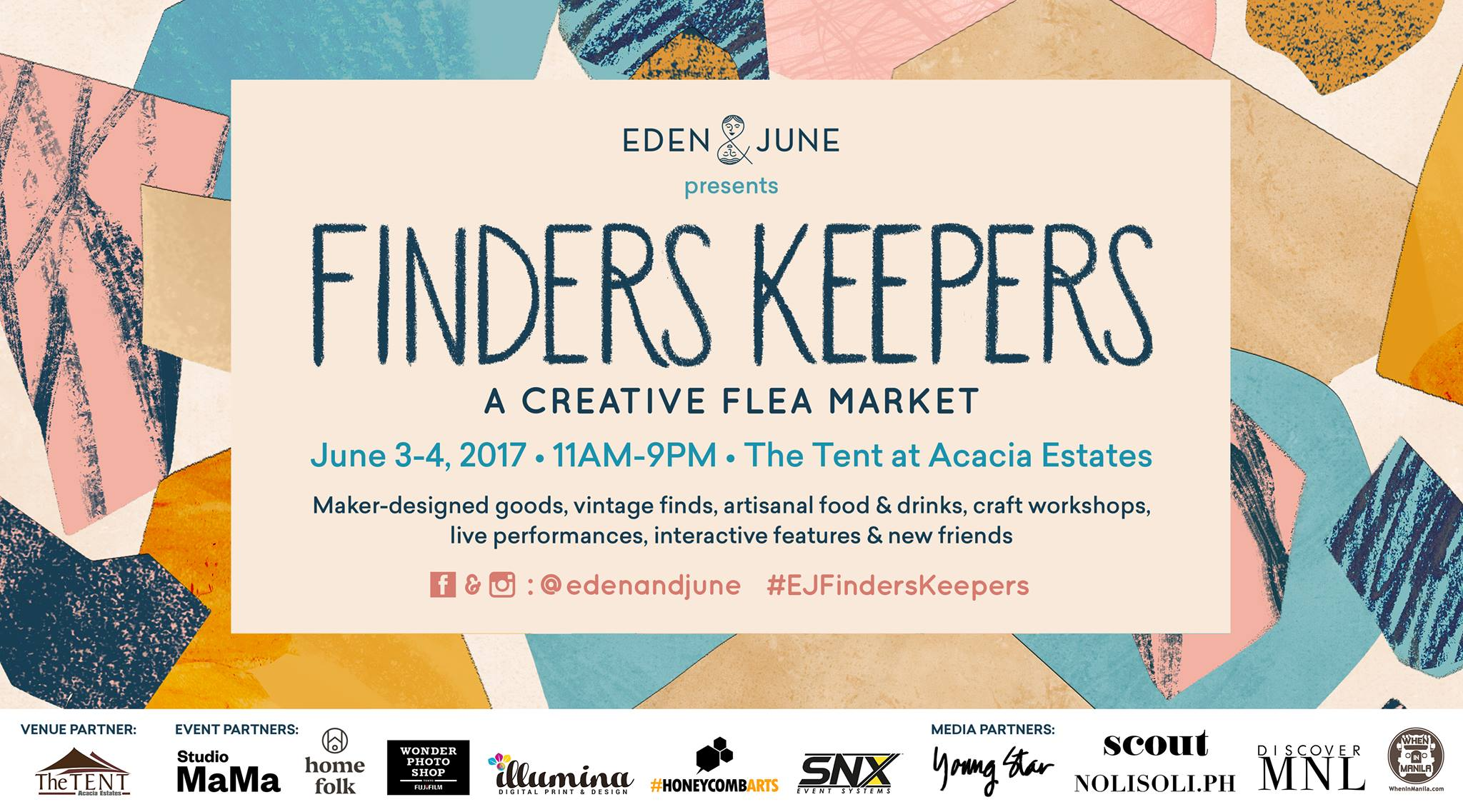 Finders Keepers • A Creative Flea Market