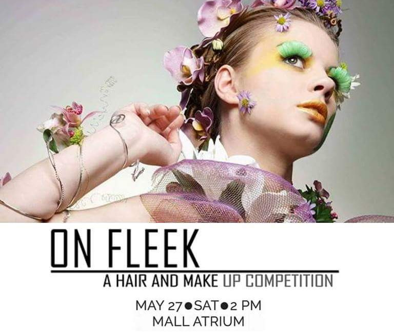 On Fleek Hair and Make-up Competition