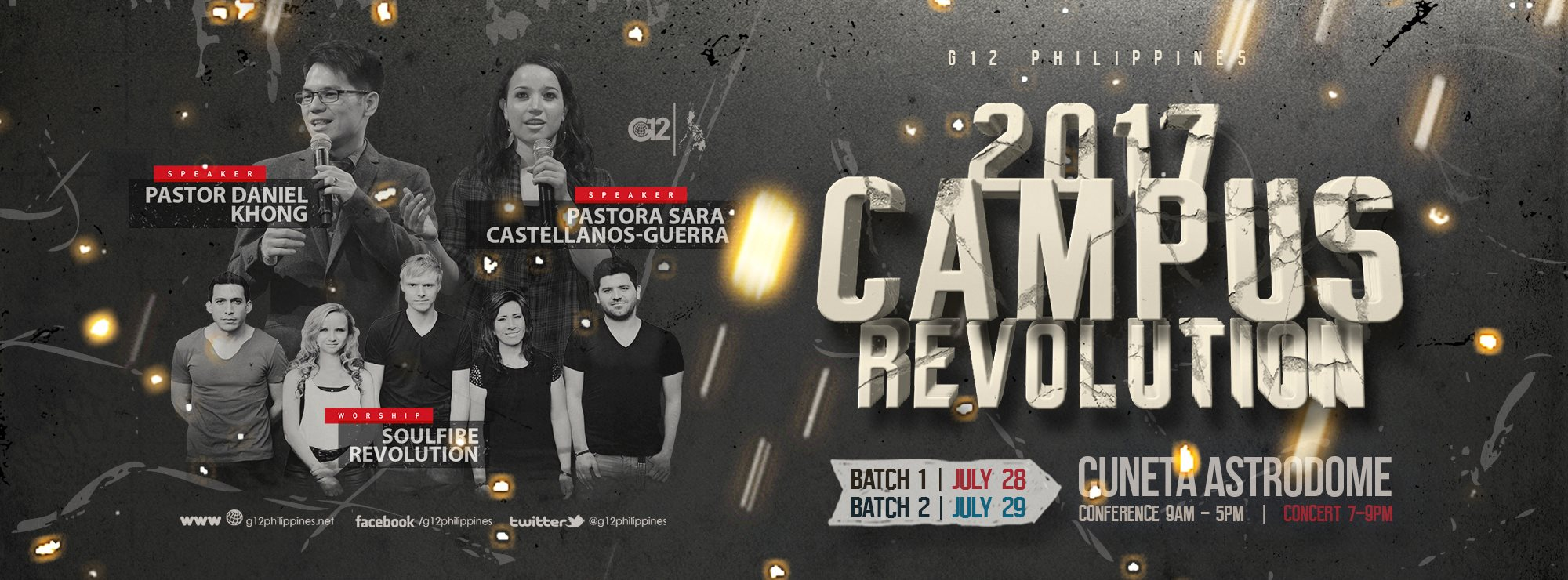 G12PH 2017 Campus Revolution