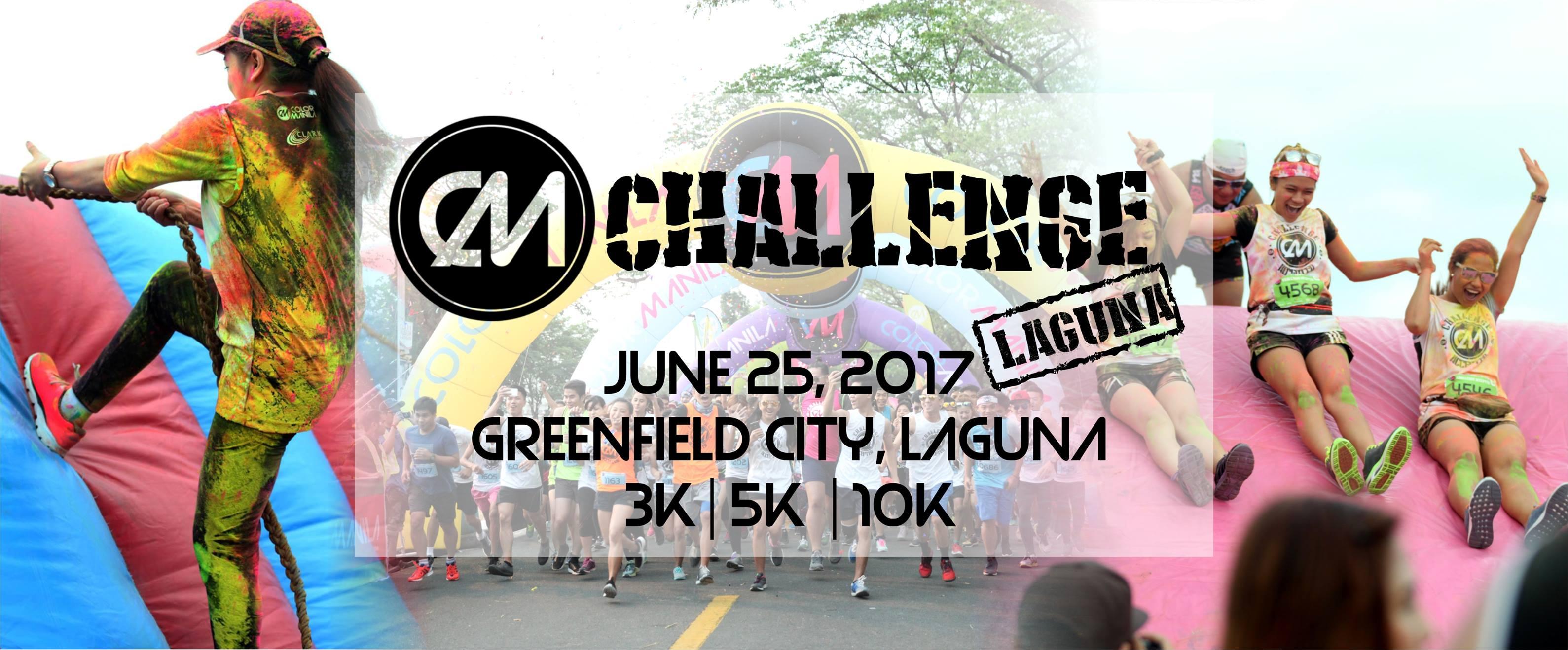 CM Challenge - Laguna