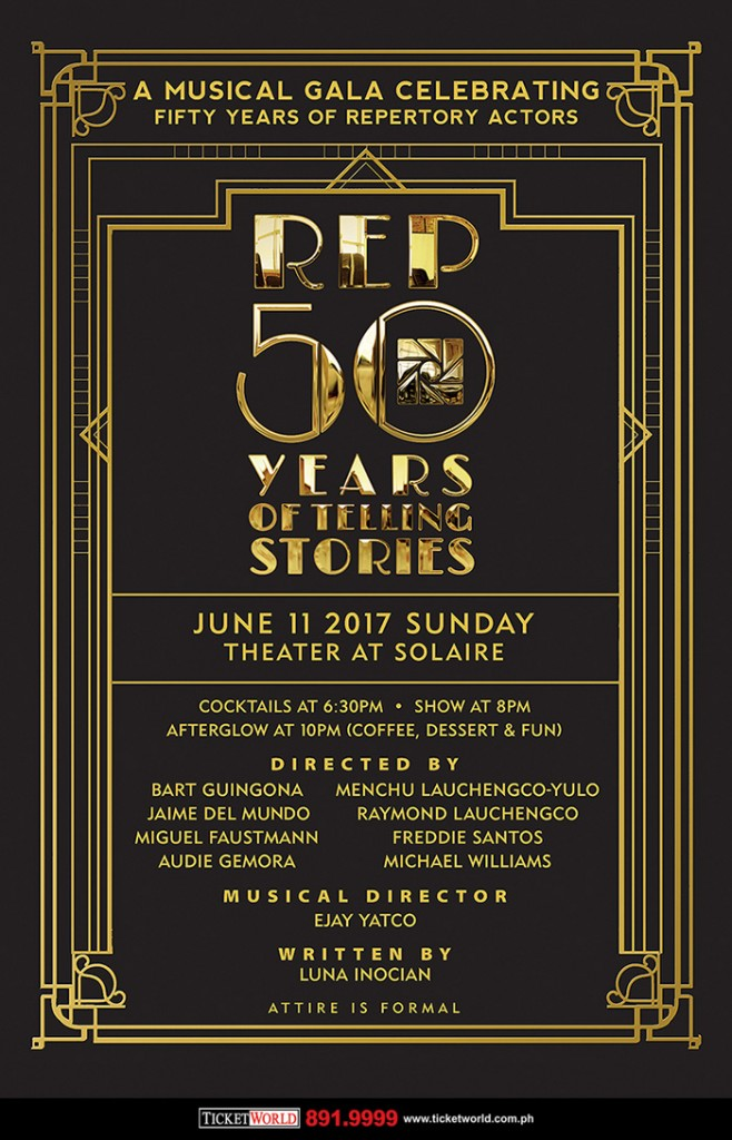 REP 50 Years of Telling Stories
