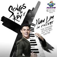 Songs in the Key of X (Xian Lim in Concert)