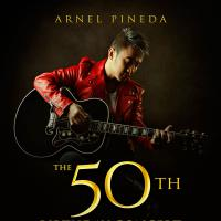 Arnel Pineda: The 50th Birthday Concert