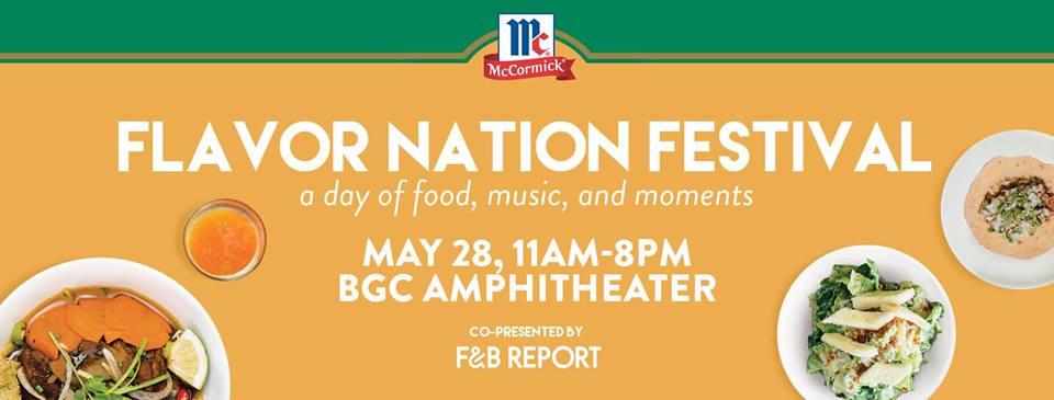 McCormick Flavor Nation Festival