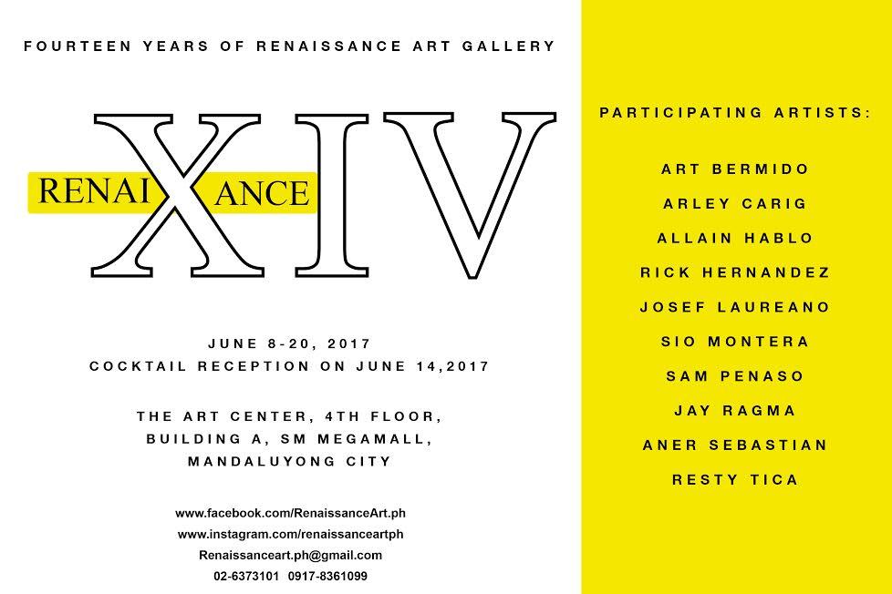 "Renaissance Art Gallery ""XIV"""