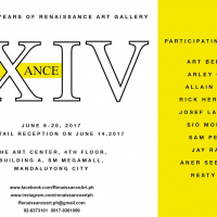 "Renaissance Art Gallery Celebrates ""XIV"" Years With Group Show June 8 - 20"
